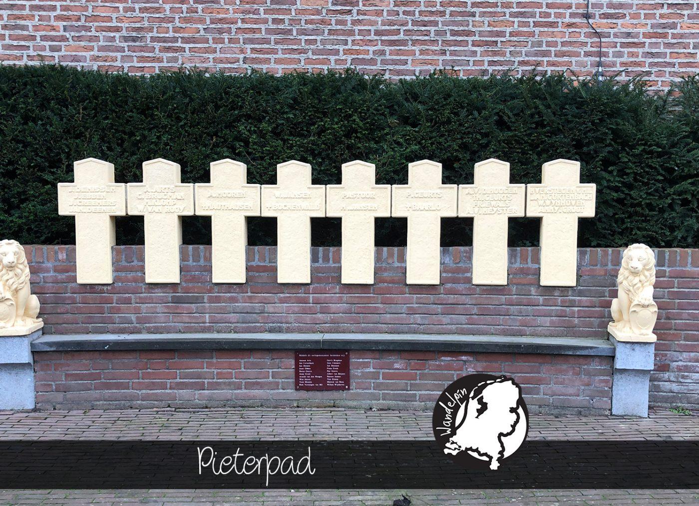 Pieterpad Vierlingsbeek Gennep