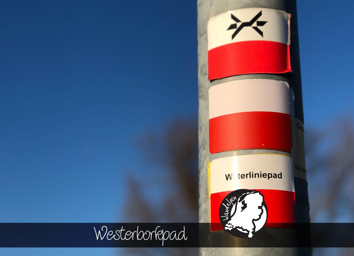 Westerborkpad Diemen Muiden