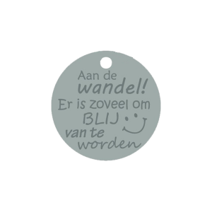 wandelpin categorie quote