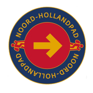 Wandelpin Noord-Hollandpad